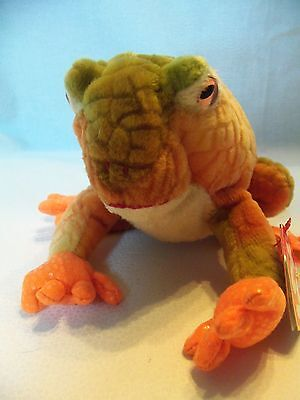TY Beanie Babies Tree Frog ** PRINCE** 6th Generation New w/ Tag