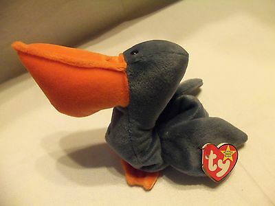 TY Beanie Babies Pelican ** SCOOP ** 5th Generation New w/ Tag