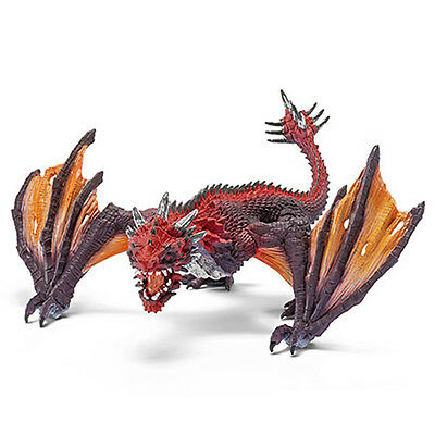 Schleich Dragon Fighter NEW