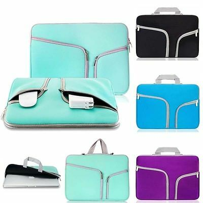 Sleeve Bag Carry Bag Case Clutch For Apple MacBook Air Pro Retina 11.6 13.3 15.4