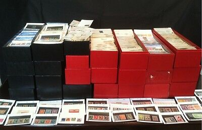 ☆ HUGE Collection of Worldwide Stamps 1800s/1900s Mint Rare ☆ 150+ Stamps! ☆