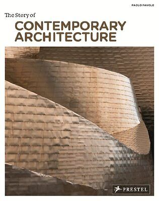 The Story of Contemporary Architecture New Paperback Book Paola Favole