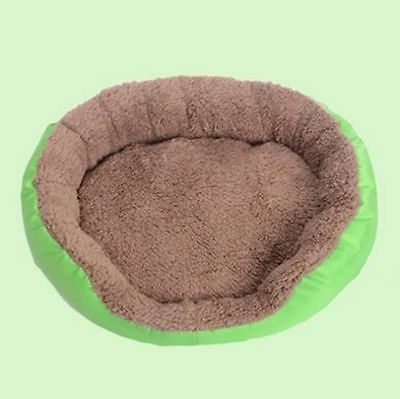 Dog Puppy Cat Pet Nesting Bed also Mat Cozy Warm Free Shipping S size-green hot