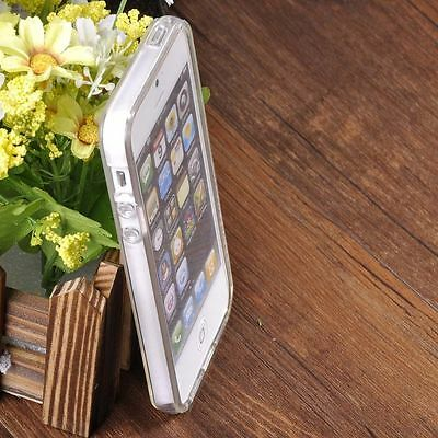 Ultra Thin Gel Rubber TPU Soft Case Cover Clear For iPhone 5S CHEAPEST ON EBAY