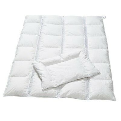 Odenwälder 18041 Duvet and Pillow Climate Balance Down