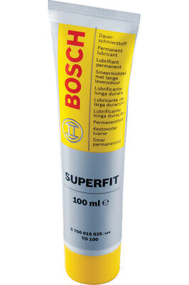 Bosch Superfit Permanent Brake Component Lubricant - Copper Grease Alternative
