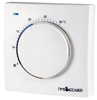 Timeguard Electronic Room Thermostat TRT030