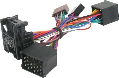 Connects 2 Autoleads ISO T-Harness BMW 3 E36/E46 1990 10BM01/SOT060