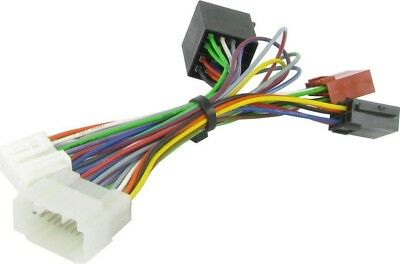 Connects 2 Autoleads ISO T-Harness Honda Accord 1999 10HD02/SOT071
