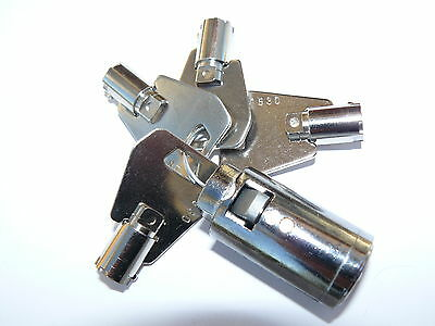 Bradley Type Lock For Indespension / Ifor Trailers. Inserts Into The Hitch Head