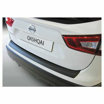 RGM Rear Black Bumper Protector For Nissan Qashqai 2014 - 2015