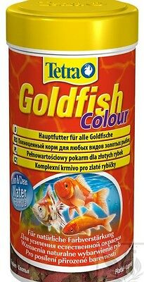 Tetra Goldfish Colour 20g/100ml