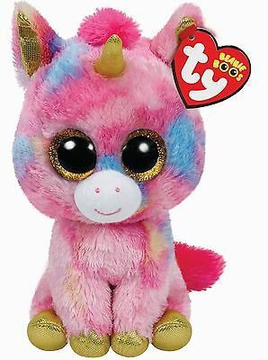 Ty Beanie Babies 36158 Boos Fantasia the Pink Unicorn Boo