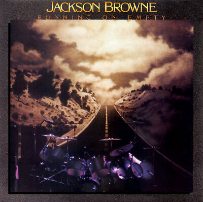 "Album Covers - Jackson Browne - Running On empty (1977) Album Poster 24""x 24"""