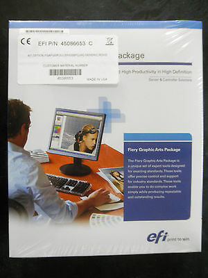 NEW EFI FIERY Graphic Arts Package 45086653 C KIT,OPTION,FGAP(W/FOU),EFIGSBPDJSC