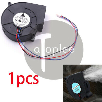 DC12V Cooling Air Blower Fan for BBQ Barbecue Stove 4500RPM 37.97CFM