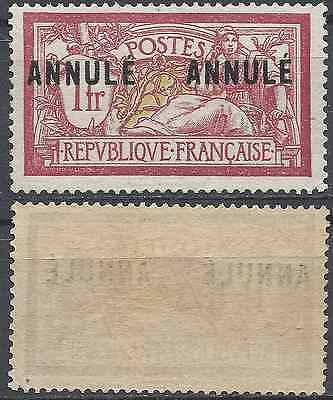 Cours D'instruction Type Merson N°121-Ci 2 Neuf ** Luxe Mnh Cote 185€