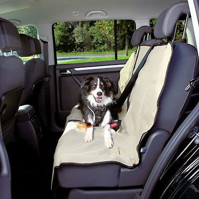 Trixie Car Seat Cover, 1.40X1.20 M, Beige 13237