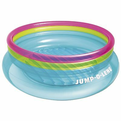 Intex Jump-O-Lene Bouncer Inflatable Ball Pit Bounce House