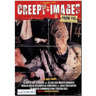 Creepy Image Volume 15 HORROR AND EXPLOITATION MEMORABILIA MAGAZIN 70er NEU LP