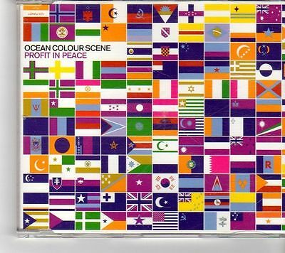 (FM277) Ocean Colour Scene, Profit In Peace - 1999 CD