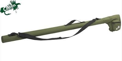 "New Caddis 56"" Fly Fishing Rod and Reel Combo Case, Green FCC/56"
