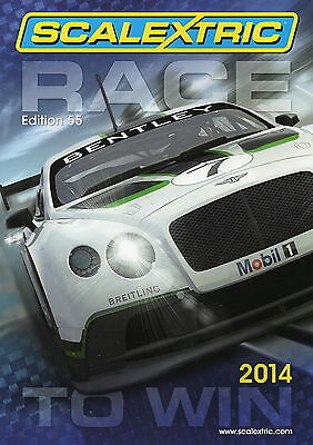 Scalextric 2014 Catalogue - Edition 55