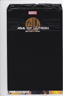 "Age of Ultron: Book Ten"".1st APP ANGELA COVER WITH POLYBAG MOVIE 1 MAY"