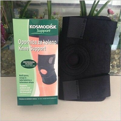 Unisex Knee Support Brace Bandage Wrap Cap Sleeve Stabilizer Guard Compression B