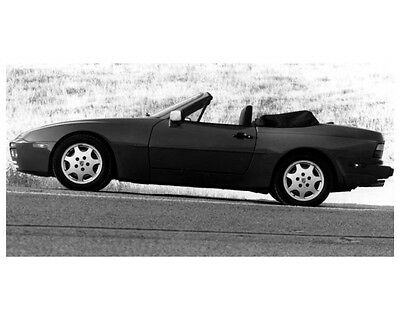 1990 Porsche 944 S2 Cabriolet Factory Photo ca2192