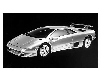 1995 Lamborghini Diablo VT Automobile Photo Poster zca2091