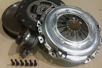 Vauxhall Vectra 150 1.9 Cdti 16V F40 Smf Flywheel And Clutch With Csc Bearing