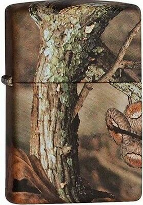 Zippo New 2015 Catalog Mossy Oak Break Up Infinity 2 Sided Lighter 28738 New