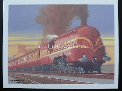 No.16 LMS CORONATION CLASS History of Britains Railways - Player/Tom Thumb 1987