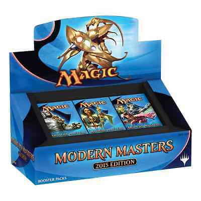 MTG MODERN MASTERS 2015 EDITION * Booster Box (24 Boosters)