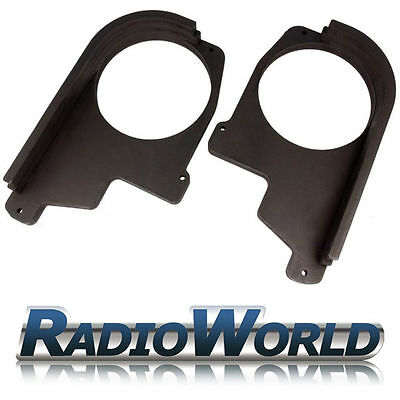 "BMW 5 Series e39 96-04 MDF Front Speaker 6.5"" Speaker Adaptors / Rings / Spacers"