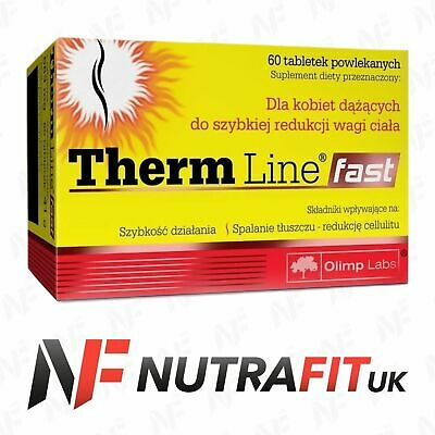 OLIMP THERM LINE FAST women diet weight cellulite loss fat burner