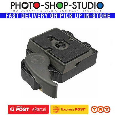 Manfrotto Quick Release Adapter 323 (Q2-RC2) | Base Plate + 200PL-14