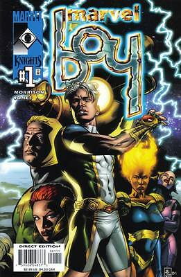 Marvel Boy (2000-2001) #1 of 6