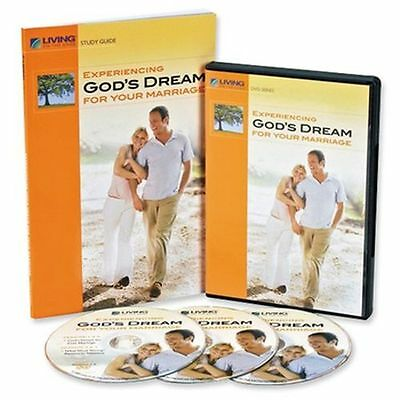Experiencing God's Dream For Your Marriage Personal Study Kit (1 DVD Set & 1