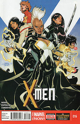 X- Men #16 (NM)`14 Wood/ Buffagni