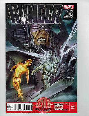 HUNGER #2 1st Printing - Age of Ultron Aftermath            / 2013 Marvel Comics