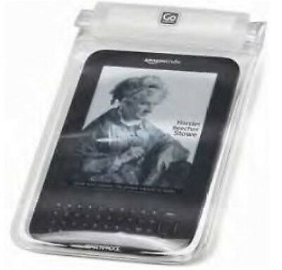 DesignGO: WATERPROOF KINDLE COVER - case bag clear book shell water resistant