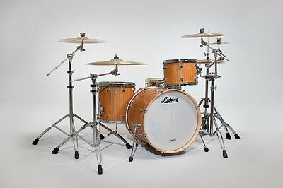 Ludwig Signet MAKE OFFER 15x20_8x12_14x14 Indian Teak NEW Shell Pack Made in USA