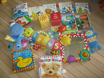 LOT OF BABY/TODDLER TOYS, BABY EINSTEIN PLUS MORE