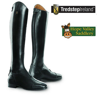 Tredstep Raphael Long Leather Riding Boots (Tall Height) **HALF RRP**