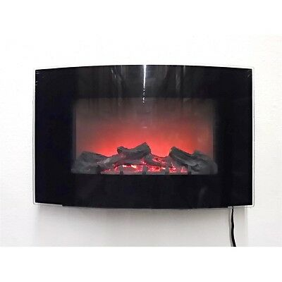 Proman Products Aspen Curved Front Fireplace - FP16708