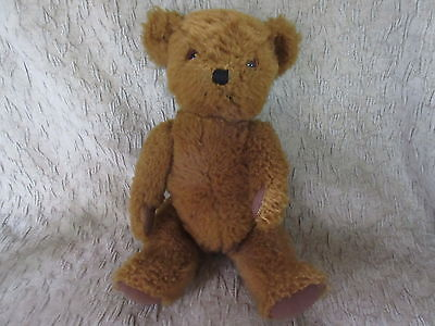 "Old Vintage Dean's Childsplay Toys England Teddy Bear 16"" tall."