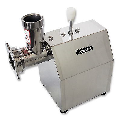 150 KG Per Hour Stainless Steel Commercial Meat Grinder/Mincer & Sausage Filler