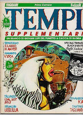 TEMPI SUPPLEMENTARI N.10-11 speciale tutto il RANK XEROX di tamburini ranxerox